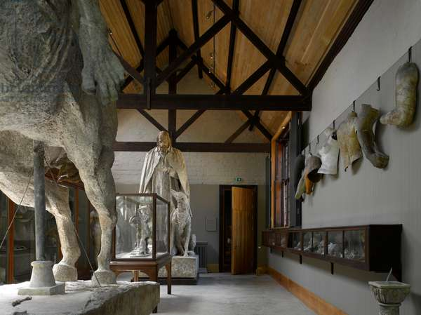 The Sculpture Gallery, Watts Gallery, Compton, Surrey, UK (photo)