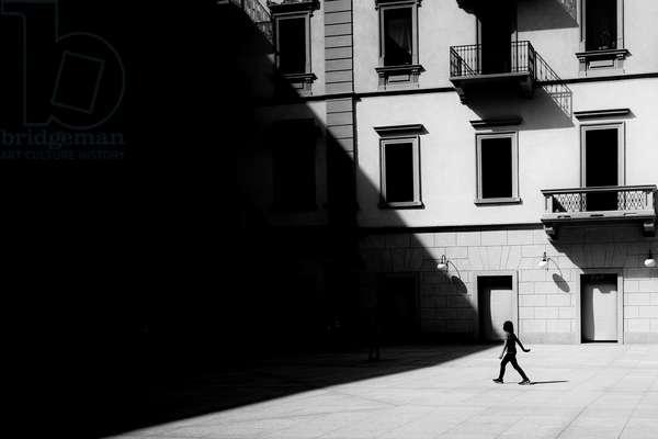 L'ombra del cuore, Lugano