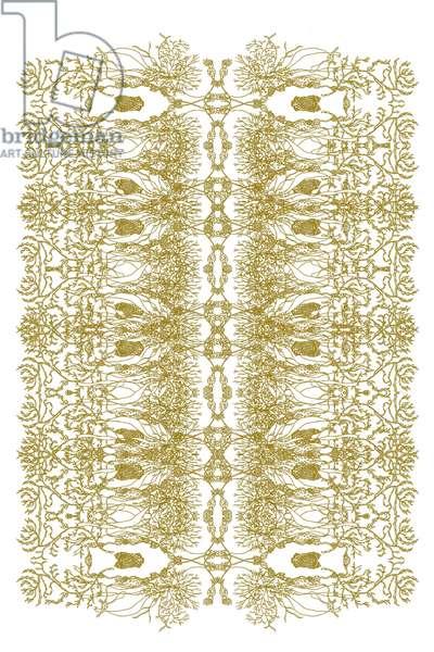 Green Seasweeds, 2020 (digital)