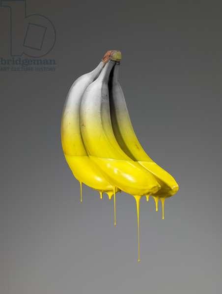 Banana, 2016, fine art print