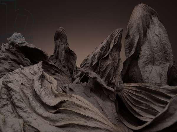 Wasteland #8, 2020, fine art print