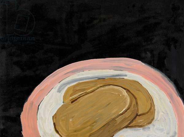 Weetabix, 2005, (oil on canvas)