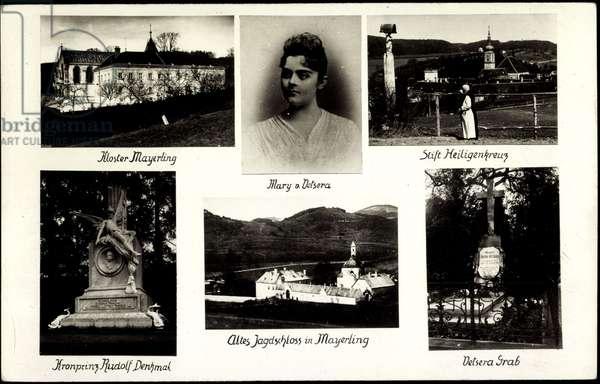 Mayerling Lower Austria, Jagdschloß, Mary v Vetsera