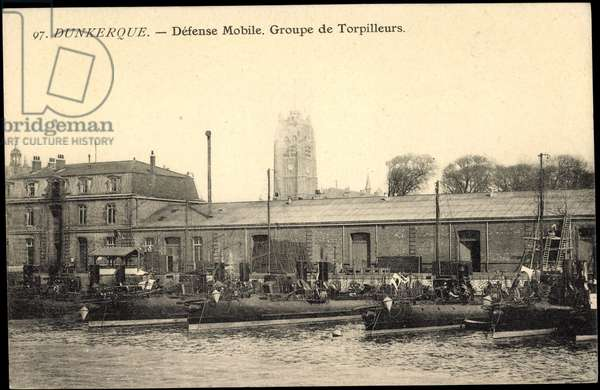 French warships, Dunkerque, Torpilleurs