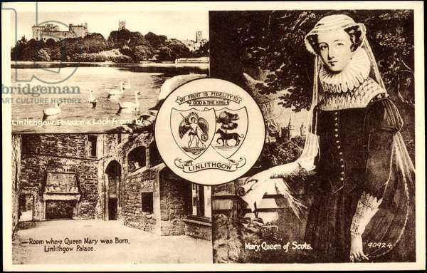 Linlithgow Scotland, Palace, Mary Queen of Scots