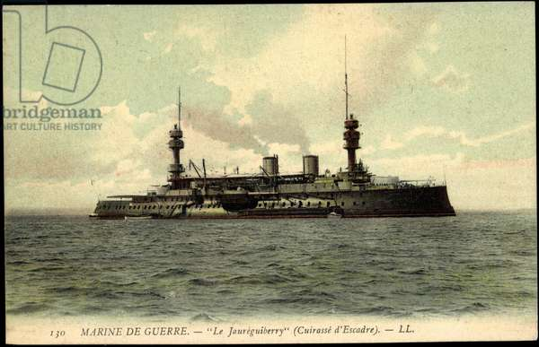 French Navy, Le Jaurèguiberry