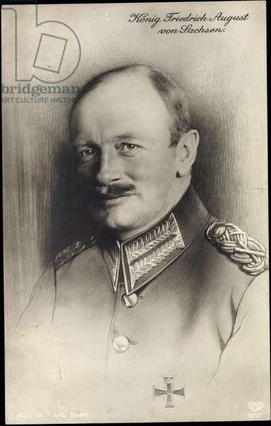Artist King Frederick August III of Saxony