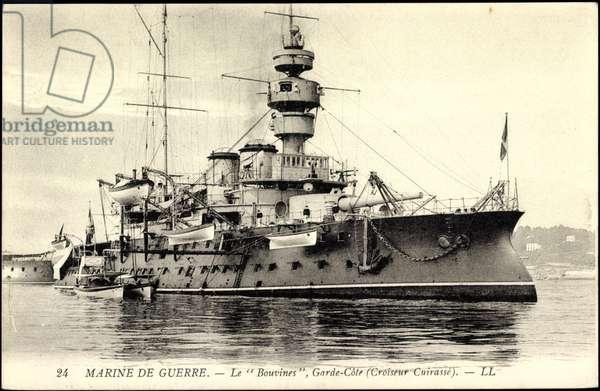 Navy, Le Bouvines, Battleship Cruiser