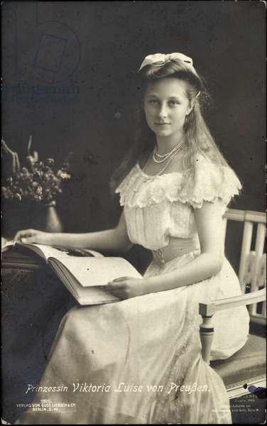 Princess Viktoria Luise of Prussia, book