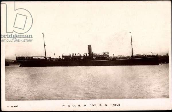 Peninsular & Oriental Steam Navigation, S.S. Nile