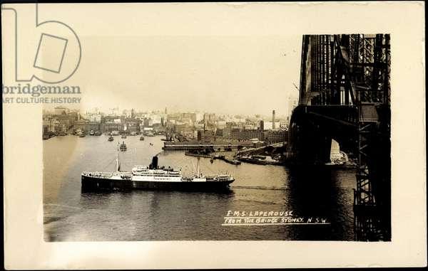Foto Sydney, E.M.S Laperouse, View from the Bridge