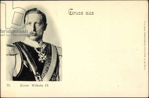 Emperor William II of Prussia, Hohenzollern