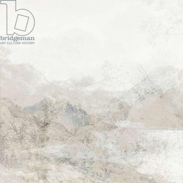 Paesaggio, 2018 (digital work)
