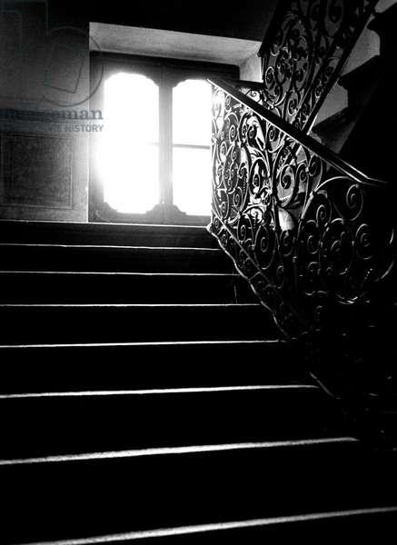Rocca Brivio, Italy, 2018, photo black and white, by Carola Guaineri
