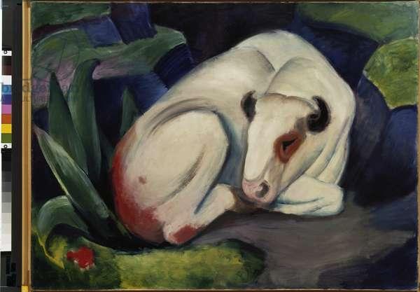 The Bull, 1911 (oil on canvas)
