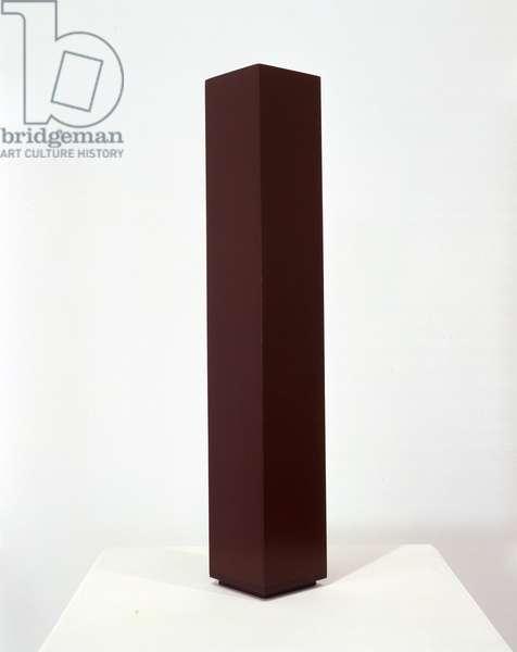 Parva LV, 2001 (acrylic on wood)