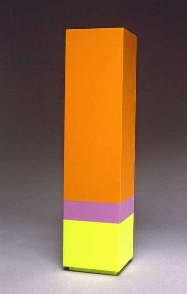 Parva XXIX, 1993 (acrylic on wood)