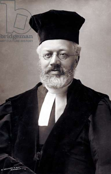 Dr Hermann Adler, the Chief Rabbi of the British Empire from 1891 to 1911