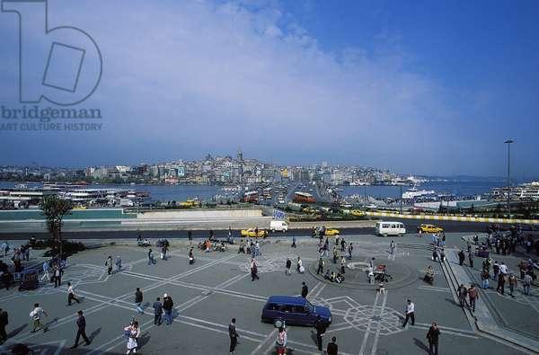 Istanbul: Topographic Views, c.2003 (photo)