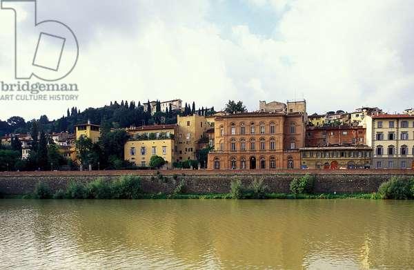 Arno River: Topographic Views, 1994 (photo)