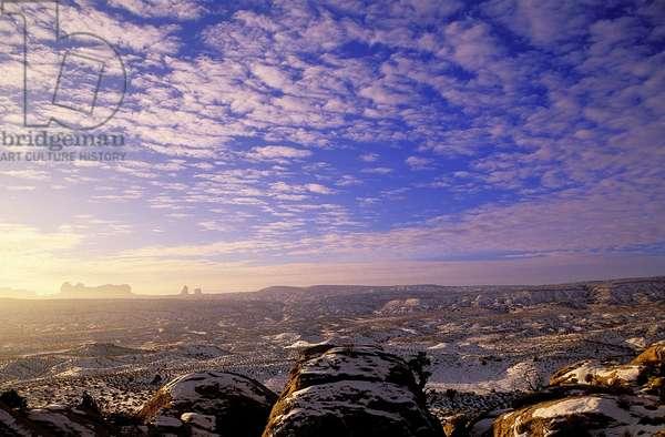 Arches National Park: Topographic Views, c.2001 (photo)