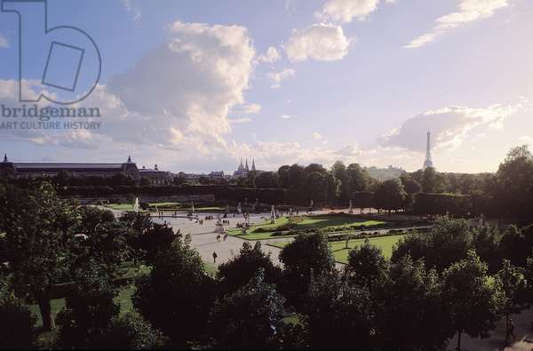 Paris: Topographic Views, c.2001 (photo)