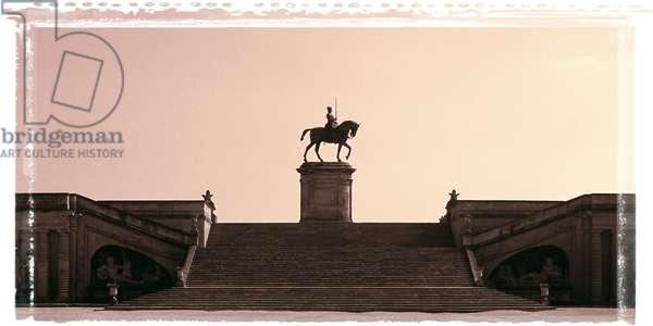 France: Creative Photography, Chateau de Chantilly, c.1997 (photo)