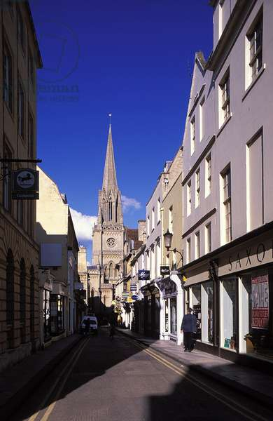Topographic Views, Bath, England, 2000 (photo)