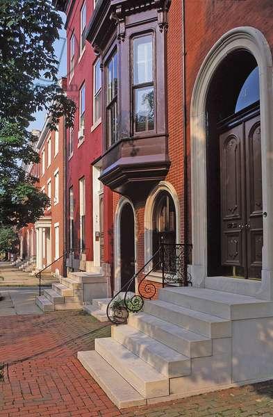 Bolton Hill, Baltimore: Topographic Views, c.2003 (photo)
