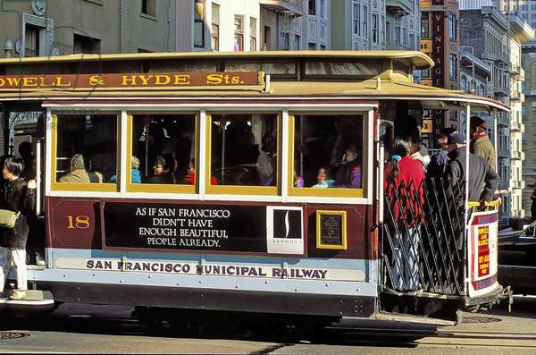 Trolley Cars (San Francisco), c.1999 (photo)