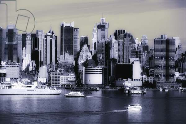 New York City: Creative Photography, 2001 (photo)