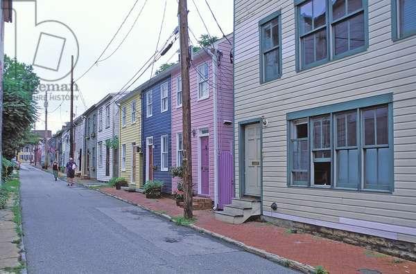 Annapolis: Topographic Views, c.1997 (photo)