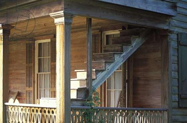 Cajun Architecture: Topographic Views, c.2000 (photo)