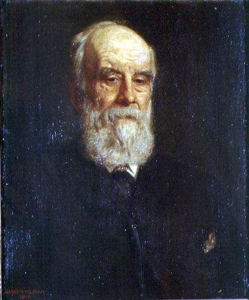 H. Longden, 1912 (oil on canvas)