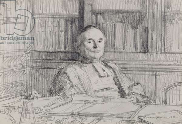 Peter Foster, 1982 (pencil on paper)