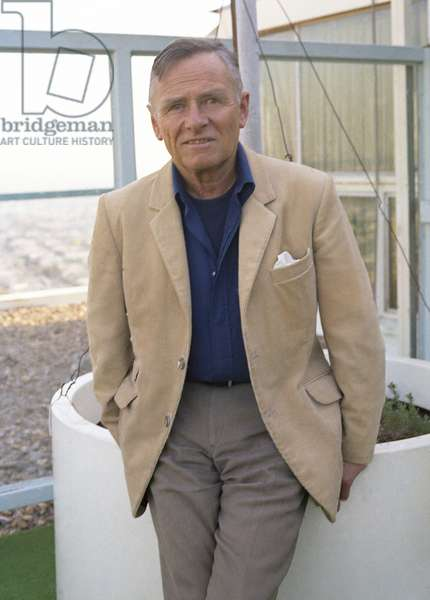 Christopher Isherwood, Los Angeles, 1973 (photo)