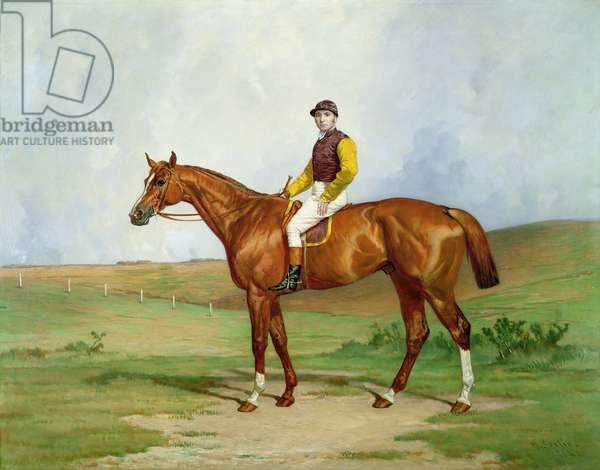 Portrait of a Racehorse, 1884