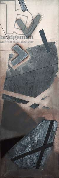 Formation, 1997-98 (oil on canvas)