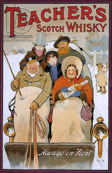 Teacher's Poster, UK, 1900s