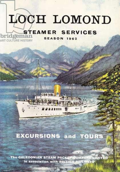 Loch Lomond Steamer Services
