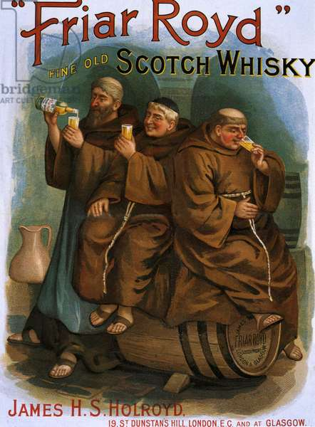 Friar Royd Poster, UK, 1890s