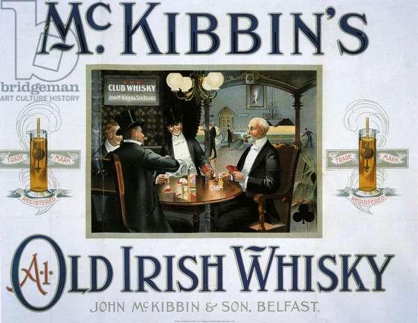 McKibbin's Poster, UK, 1900s