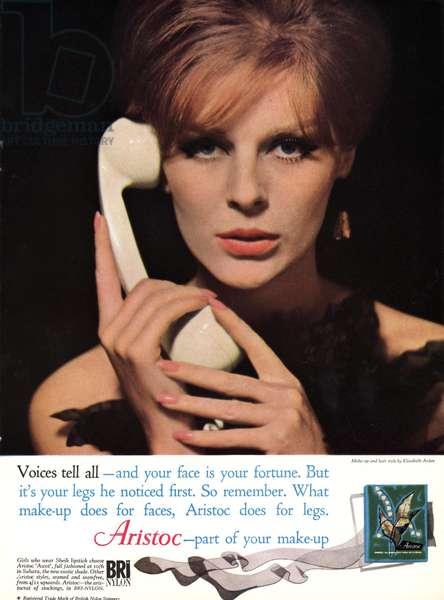 Aristoc Magazine, advert, UK, 1960s