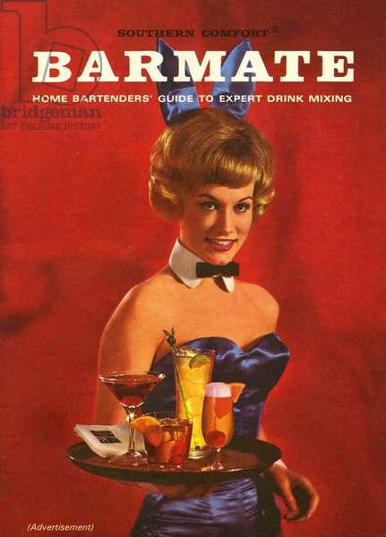 Southern Comfort Magazine Advert, USA, 1960s