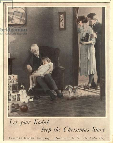 Kodak Magazine, advert, USA, 1910s
