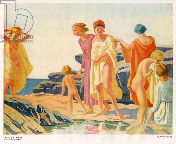1910s UK Illustrations Magazine Plate