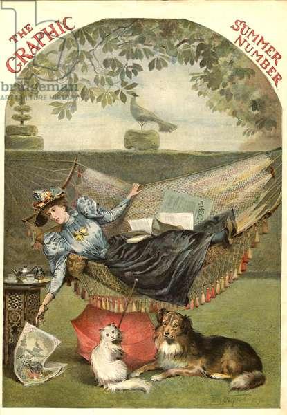 The Graphic Magazine Cover, UK, 1900s