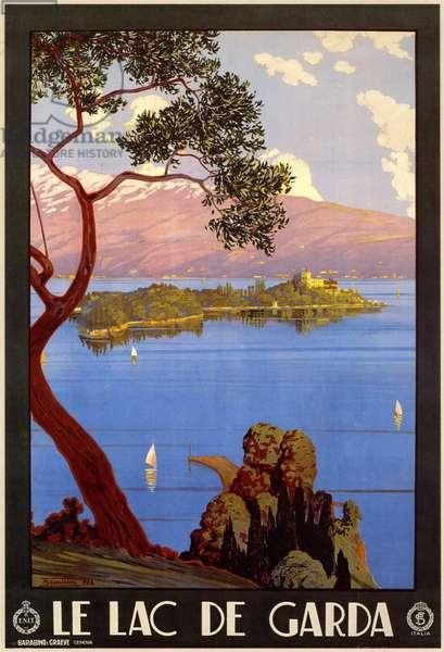 Le lac de Garda