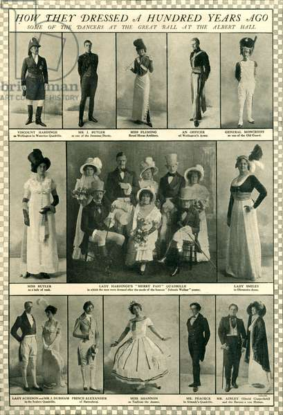 The Graphic Magazine Plate, UK, 1910s