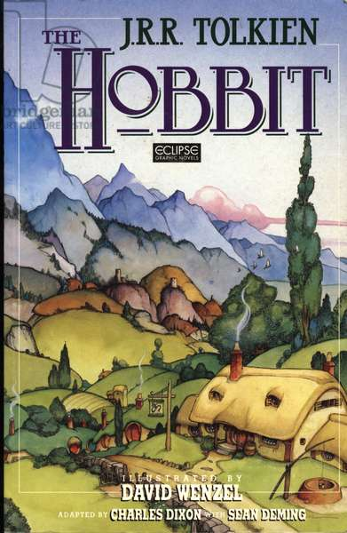 The Hobbit de JRR Tolkien